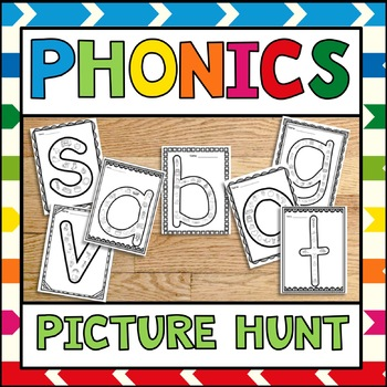 Beginning Sound Picture Hunt