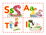 Jolly Phonics Mini Flashcard Game