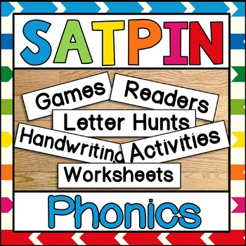 Phonics SATPIN