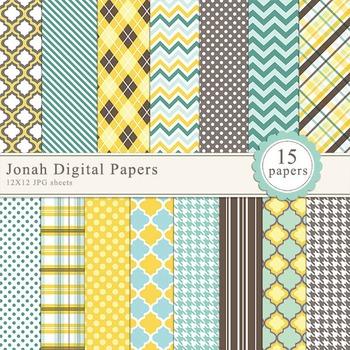 Jonah Digital Papers
