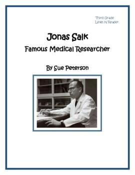 Jonas Salk - Famous Medical Researcher