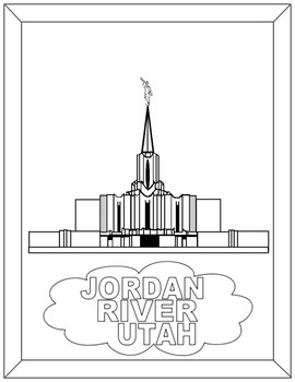 Jordan River Temple