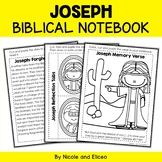 Joseph Interacitve Notebook Bible Unit