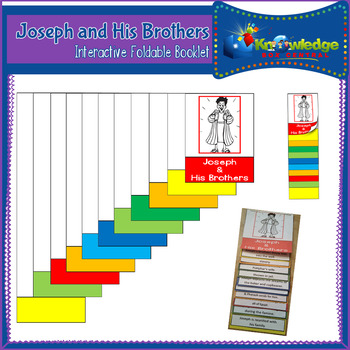 Joseph & His Brothers Booklet