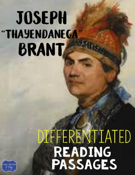 "Joseph ""Thayendanega"" Brant Differentiated Reading Passage"