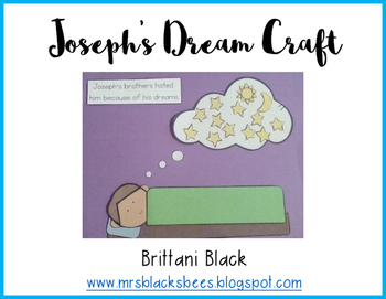 Joseph's Dream Craft