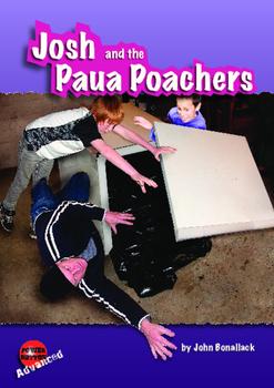 Josh and the Paua Poachers – Easy-reading mileage for relu