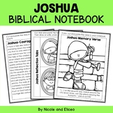 Joshua Interacitve Notebook Bible Unit