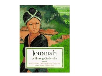 Jouana A Hmong Cindirella