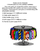 Jouons avec les vêtements - Nine games for your FSL classroom