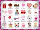 Jour de Saint Valentin: 3 Valentine Themed Vocabulary Game