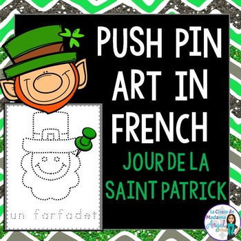 Jour de la Saint Patrick:  St Patrick's Day Pinning Pages
