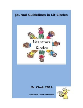 Journal Guidelines in Lit Circles