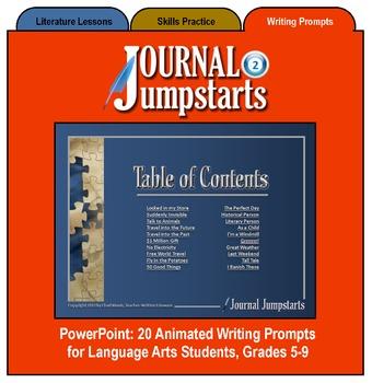 Journal Jumpstarts Volume 2, Full Version for Windows