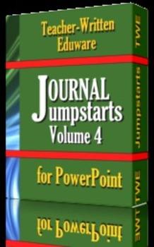 Journal Jumpstarts Volume 4, Free Version for Windows