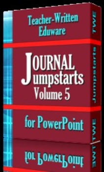 Journal Jumpstarts Volume 5, Full Version for Mac