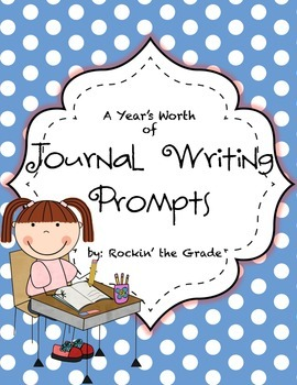 Journal Prompts- A Year of Journaling