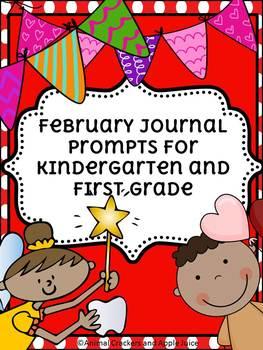 Journal Prompts: Feburary Set