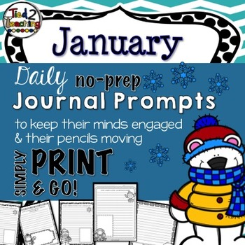 Journal Prompts - January