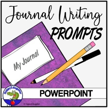 Journal Writing Prompts for Developing Writing Skills Powe