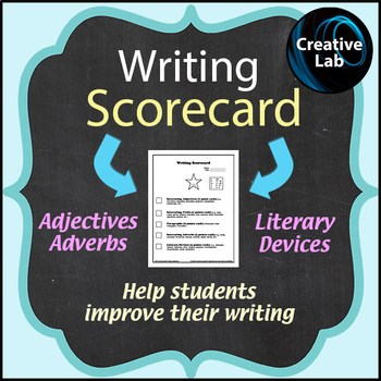 Writing Scorecard