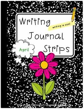 Journal Strips- April