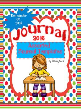 Journal Templates 2016