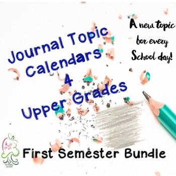 Journal Topics Growing Bundle