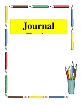 Journal Topics for Busy Teachers
