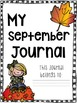 Journal Writing Homework {for the whole 2016-2017 school year!}