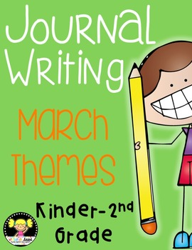 Journal Writing {March Edition}