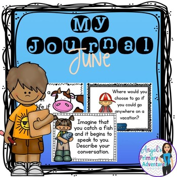 Journal Writing Prompts for June