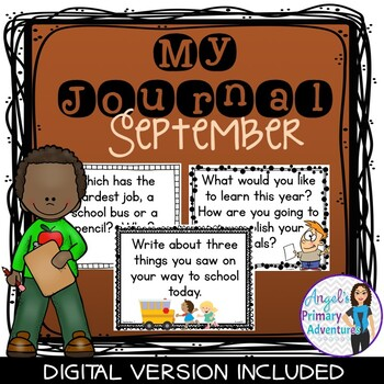 Journal Writing Prompts for September