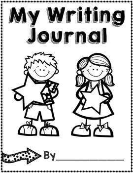 Journal covers and writing paper