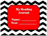 Journals/Notes Pages for Reading