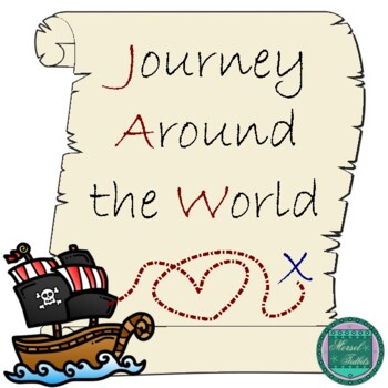 Journey Around the World Pirate Writing Project