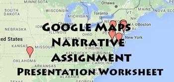Journey Narrative Presentations