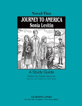 Journey to America - Novel-Ties Study Guide