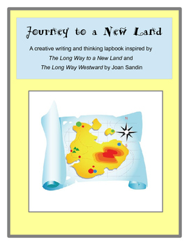 Journey to a New Land: A creative-writing lapbook