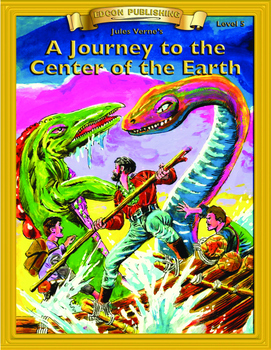 Journey to the Center of the Earth 10 Chapters, Student Ac