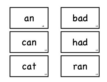 Journeys 1st Grade Spelling Flash Cards L6-10
