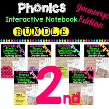 Journeys 2012 and 2014  2nd Grade Phonics Skill Interactiv