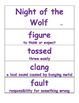 Journeys 2014 First Grade Oral and Selection Vocabulary Unit 2