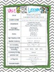 Journeys 2014 Kindergarten Unit 5 Resource Pack