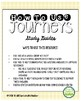 Journeys Third Grade Unit 1 Study Guide Comprehension Questions