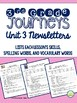 Journeys 2014 Third Grade, Unit 3 BUNDLE of Resources