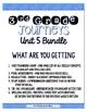 Journeys 2014 Third Grade, Unit 5 BUNDLE of Resources