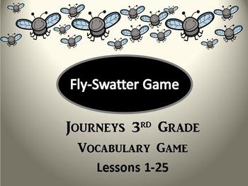 Journeys 3rd Grade Vocabulary Game