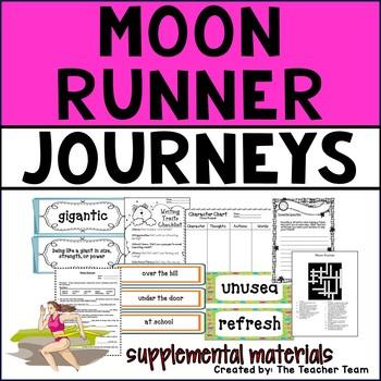 Moon Runner Journeys 4th Grade Supplemental Materials