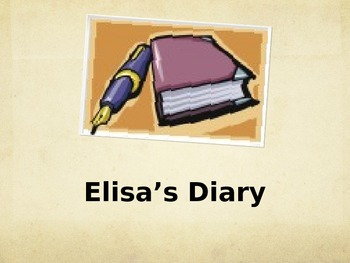 Journeys 5-5 Elisa's Diary Vocabulary PowerPoint